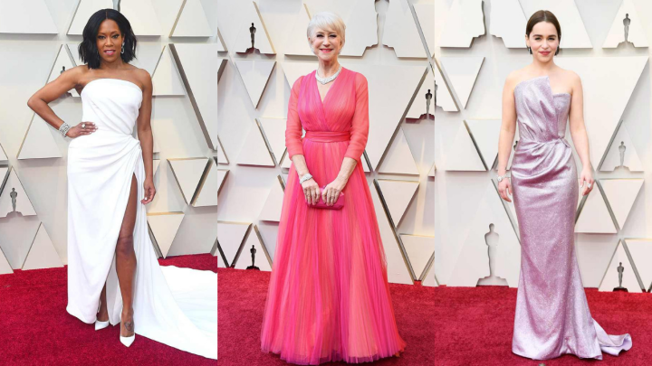 The best dressed from the Oscar 2019 night