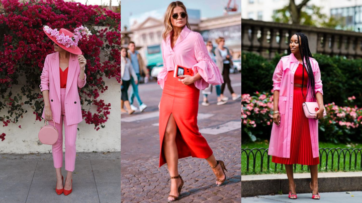 15 Pink Outfits to Inspire Your Wednesday